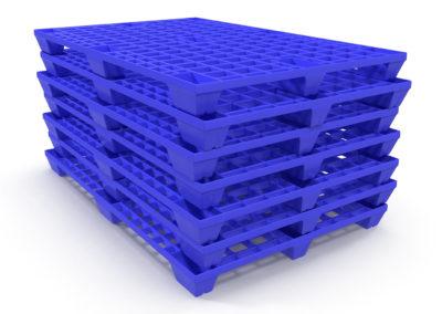 Blue-Pallets